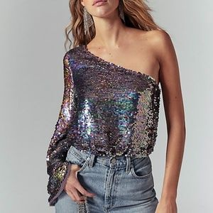 Free People One Night Only Bodysuit